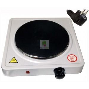 Fornello elettrico diametro 18 5 cm 1500 w ricambi for Fornello campeggio elettrico