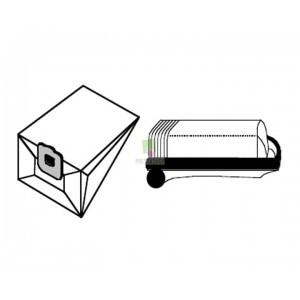 10 SACCHI- FILTRO PER MODELLI: ALFATEC BIDONE COMPACT COMPACT ELETTRONICO COMPACT SUPER