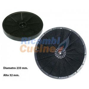 Filtro circolare per cappa faber ariston ricambi for Filtro cappa faber