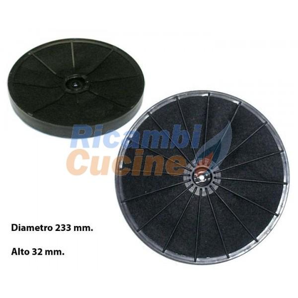 Filtro circolare per cappa faber ariston ricambi - Filtro per cappa cucina ...
