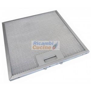 Filtro per cappa aspirante in alluminio twin quadrato - Filtro per cappa cucina ...