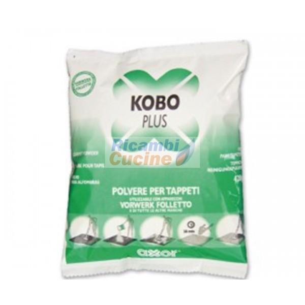 Koboplus detergente in polvere per tappeti e moquettes fv000 9 kobosan ricambi - Polvere per tappeti folletto ...